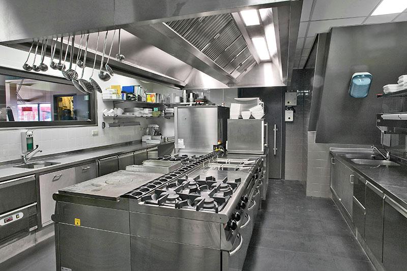 Keukeninrichting Restaurant Advies Op Maat Van Gestel Horeca